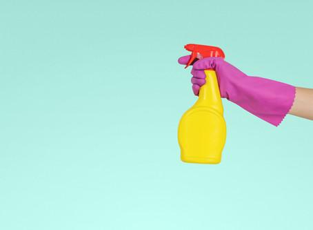 5 nejlepších tipů z internetu na efektivní úklid