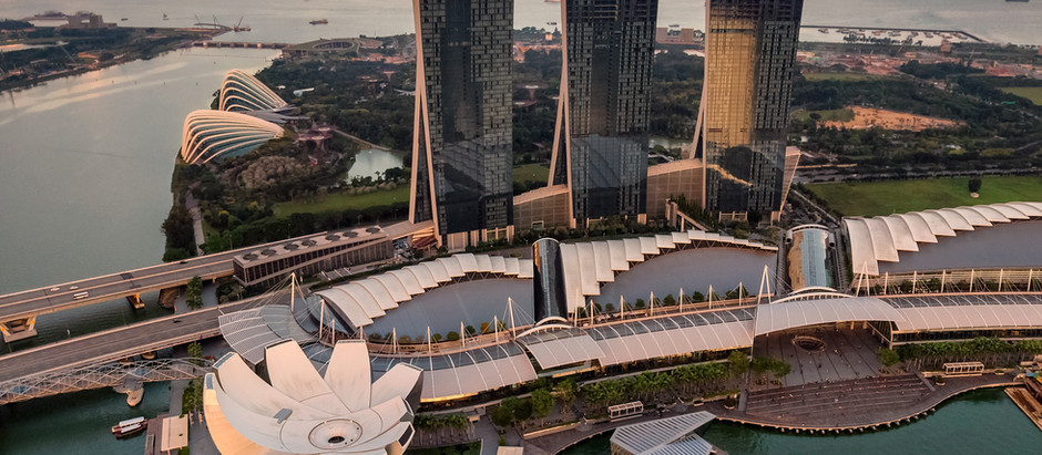 Marina Bay Sands - Let's Review Their LinkedIn Company Page