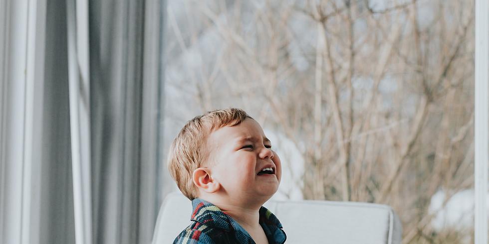 Atelier Expériences et Partages : Accompagner les pleurs et colères