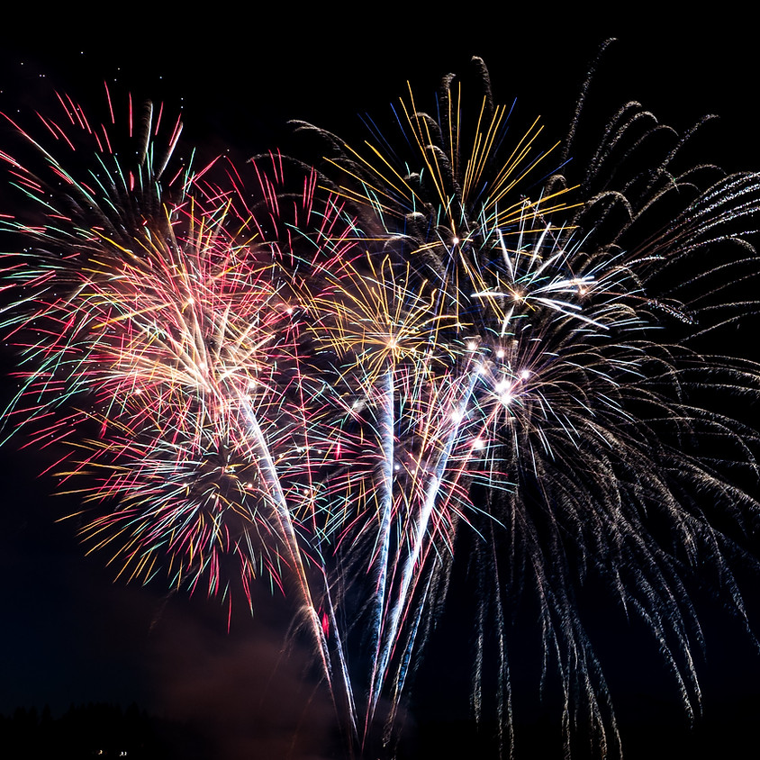 Downtown Fireworks - VIP