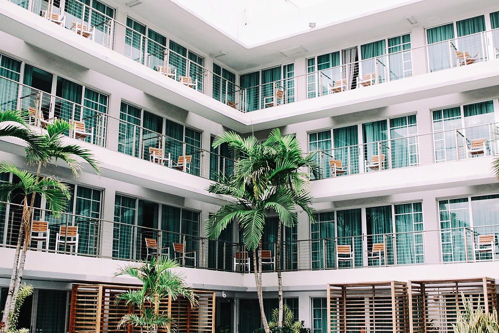 Biophilic Hotels