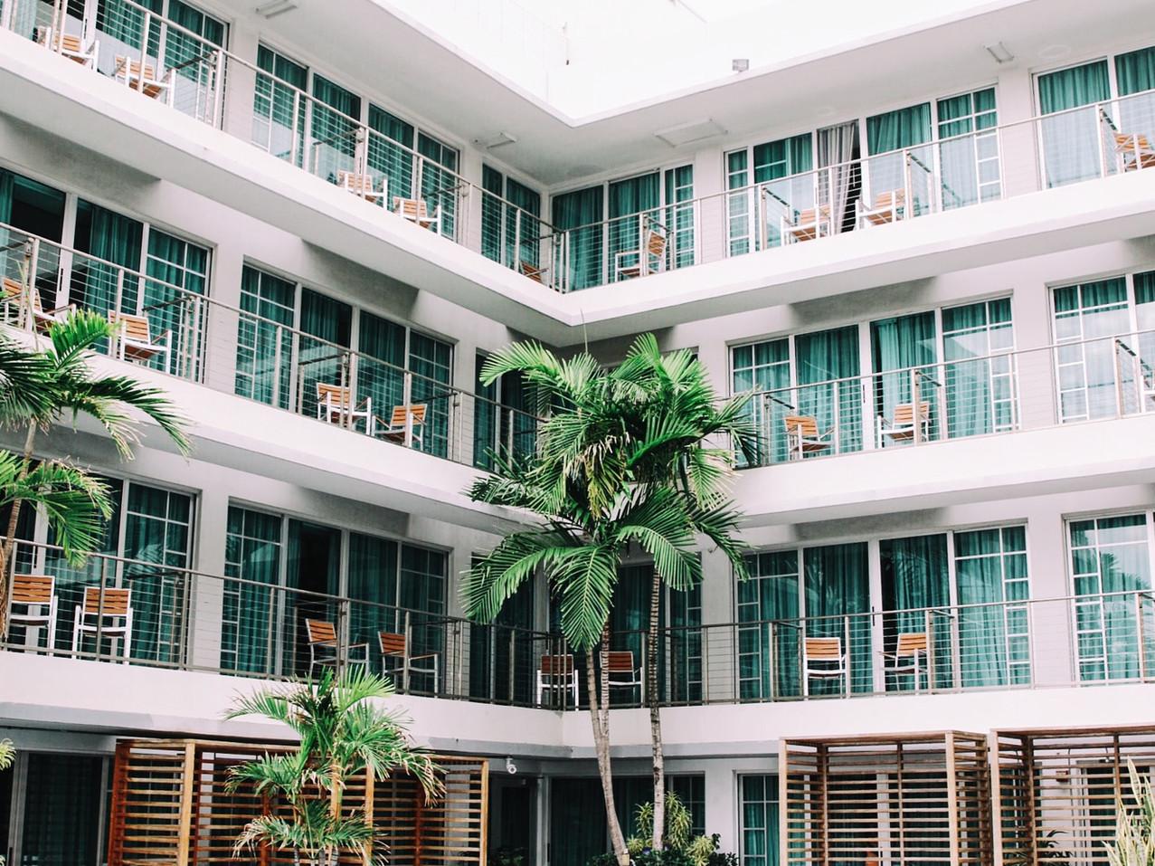 งานโรงแรม 5 ดาว