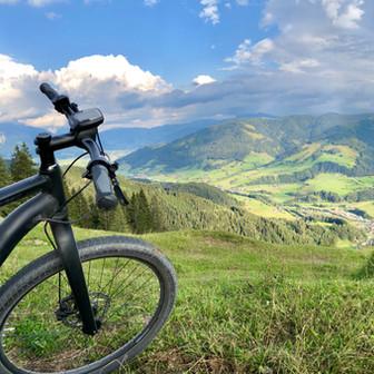 Mountain biking in Austria
