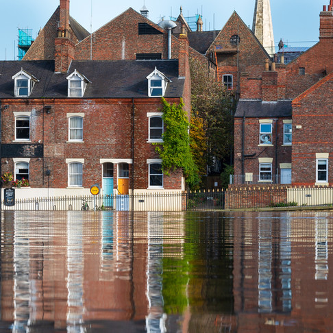 After the flooding has gone…