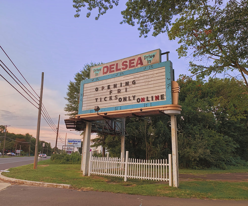 TEST Drive-In Movie