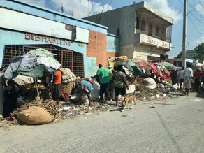 Haiti's Fuel Shortage
