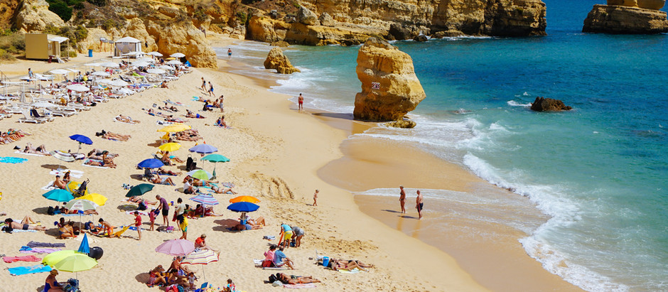 A not so adventurous Portuguese holiday