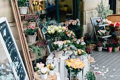Florists, fro English Garden and Antiques