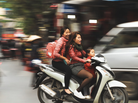 The Best Ways of Getting Around Hanoi