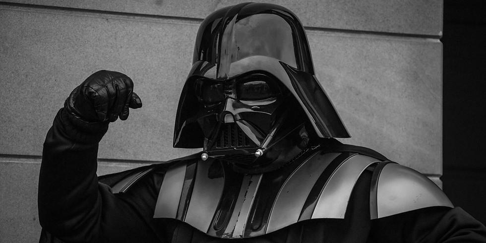 Star Wars Trivia on FB Live-7pm PAC
