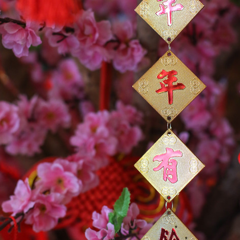 Chinese New Year Acts