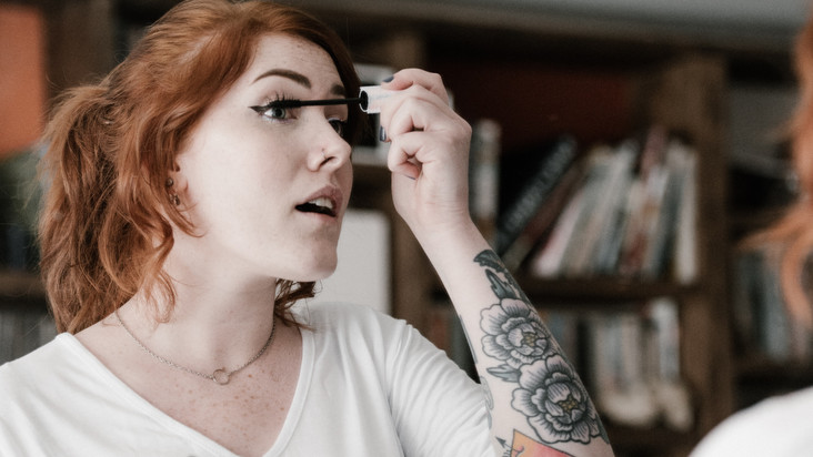 Kiss Makeup-Frustration Goodbye