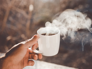 Myth Buster:  Are Coffee and Tea Dehydrating?