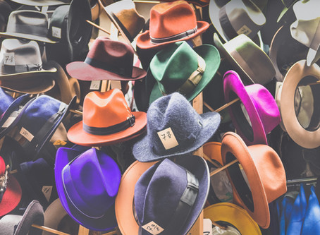 The Many Hats of CVI Parents (and Carers) - By Heidi Zec