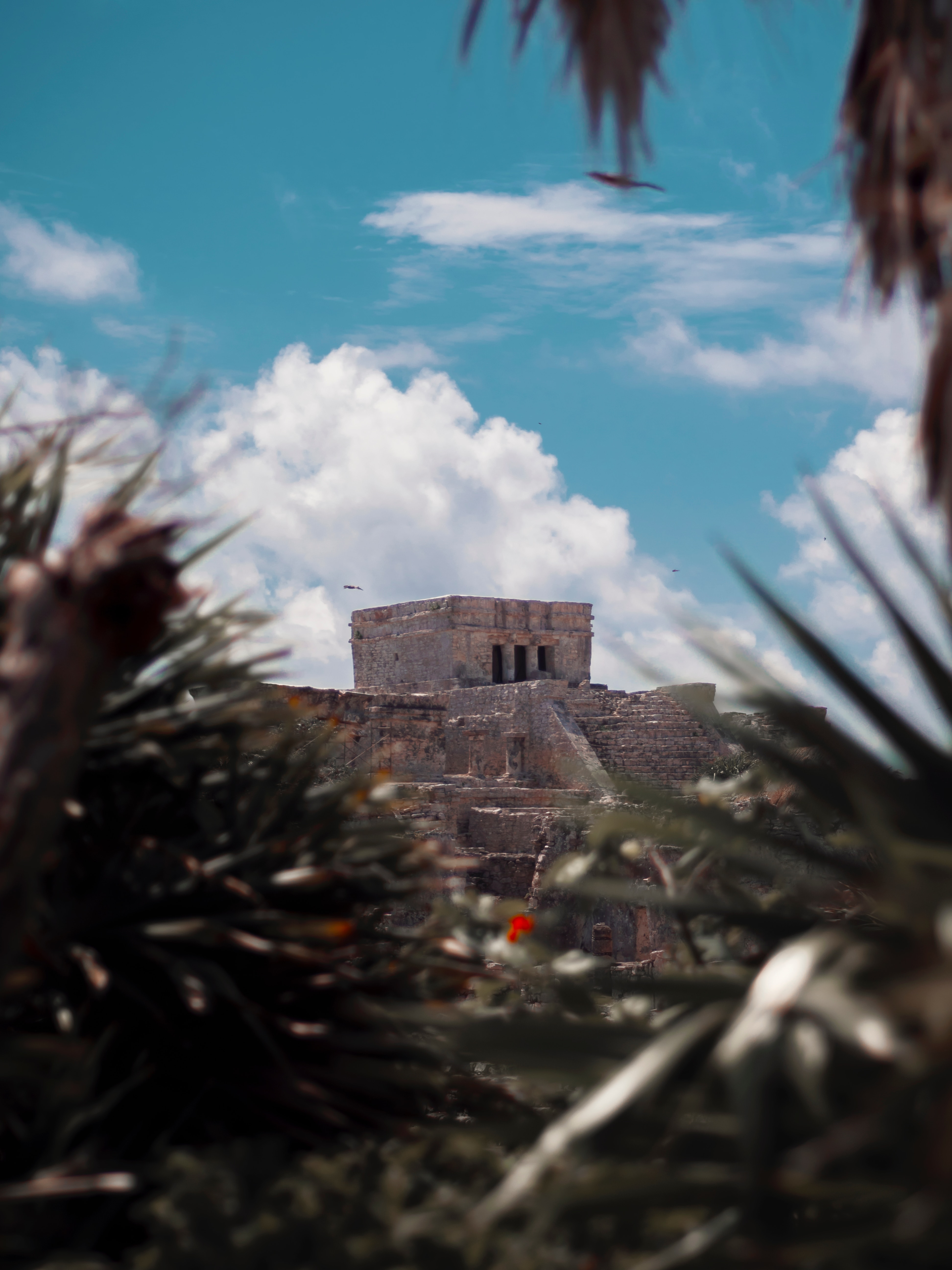 Tulum Archaeological site © Aaron Huber