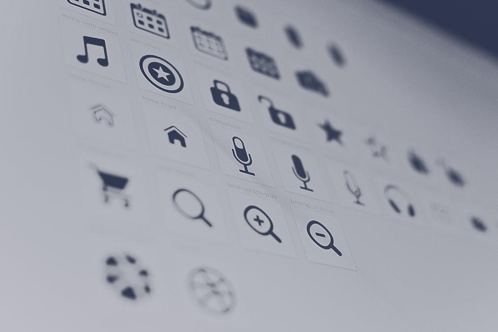 Adding icon to website