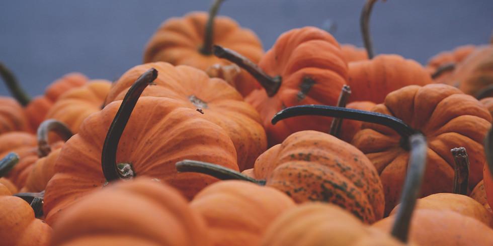 Atelier Parent - Enfant : Cuisine d'automne en famille