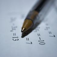 Maths & English