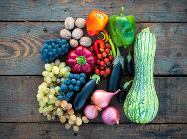 Heal with Fruit & Vegetables