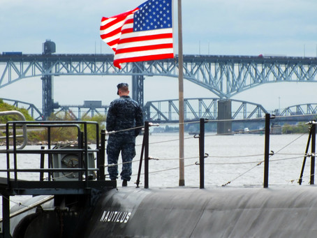 Tom Rogan: Inside the 'silent service': An interview with the Navy's top submarine admiral
