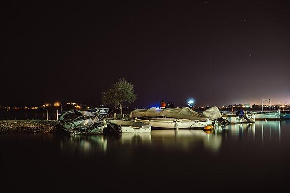 Junk boats