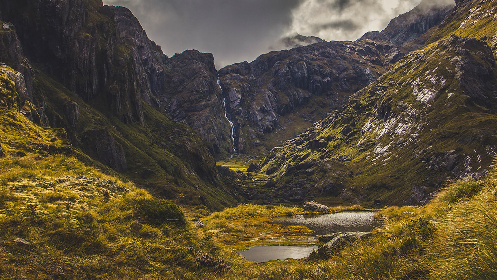 the Routeburn Track New Zealand