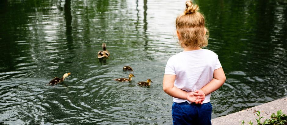 I Didn't Get To Be A Little Girl: Mental Illness Awareness Week