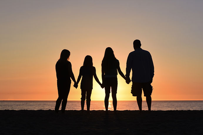 Unified family Kaye Wilson Parenting