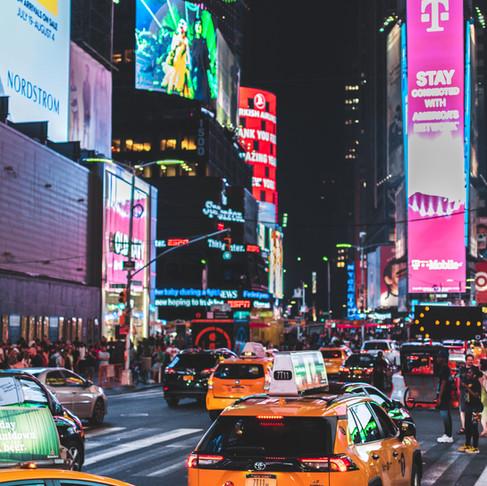 New York - Start spreading the news