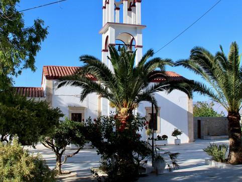 Kaliviani village