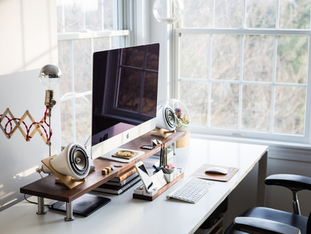 How to Create and Style your Home Office
