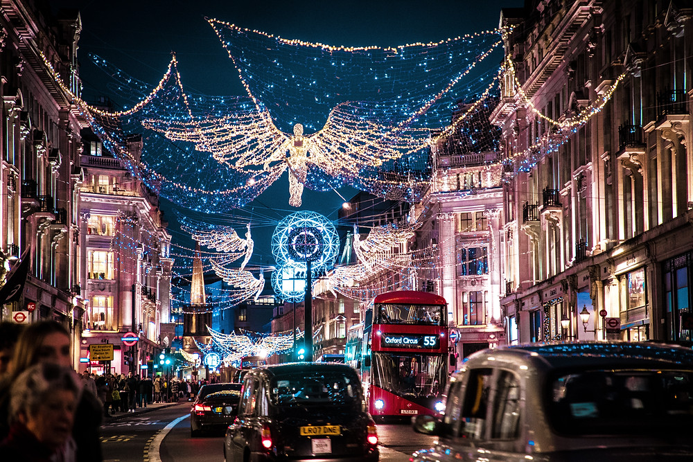 Oxford Street - Roteiro Londres