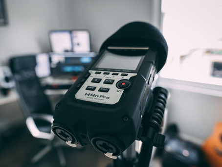 Why every musician or songwriter needs a portable recorder