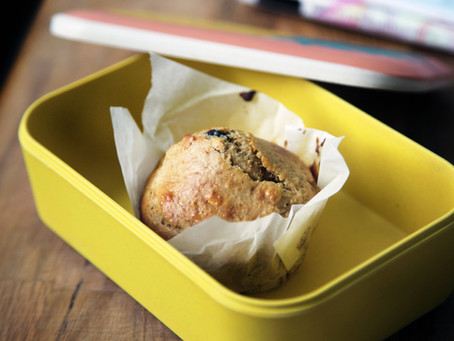 Lunchbox Ideas that might last the term.