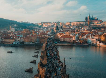 Praga: Itinerario.