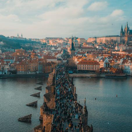 Quickie in Prag