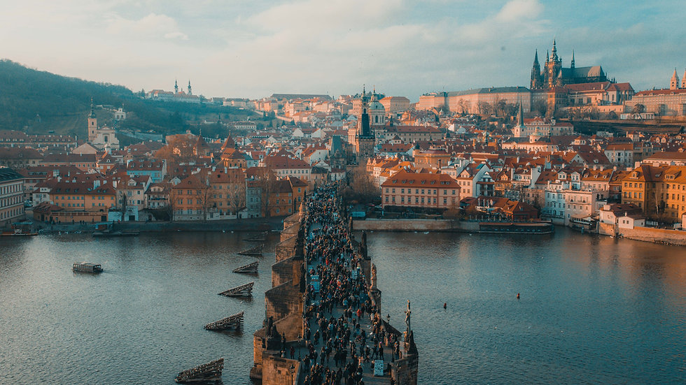 One day itinerary for Prague, Czech Republic