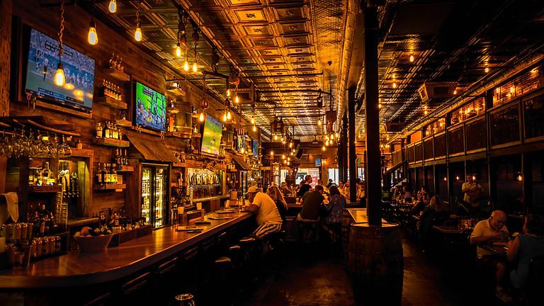 Downtown Desis YVR Pub Crawl - July Edition