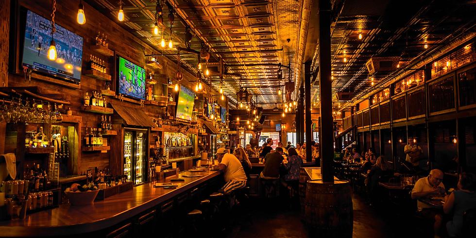 Downtown Desis YVR Pub Crawl - October Edition