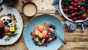 5 variaties voor een lekker ontbijt