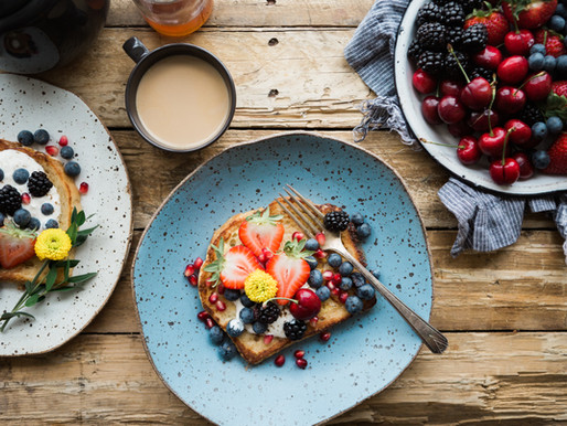 5 Ways for a Healthy Morning Routine
