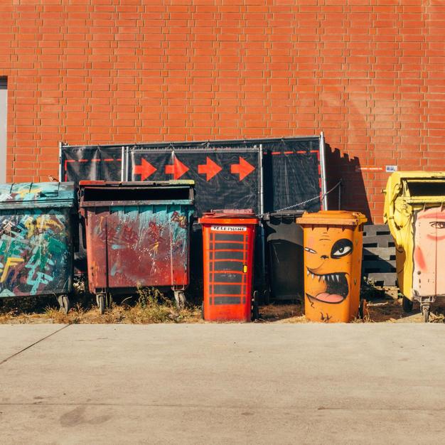 Community dumpsters