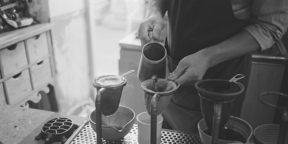 VIP Master Barista Course   6 spots only