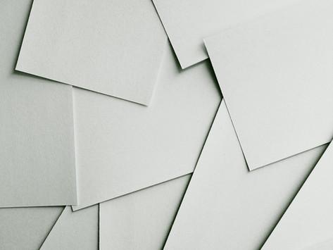 Paper - my true friend