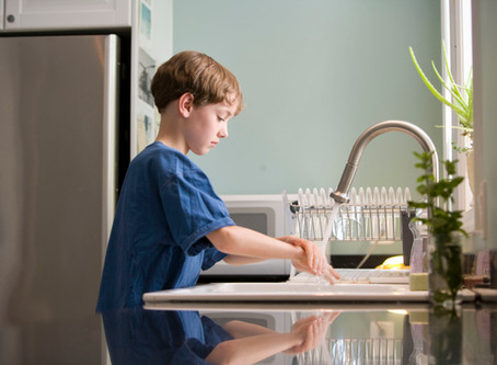At-Home Learning: SKILLS WE NEED TO KNOW