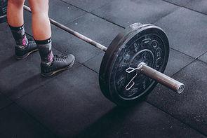 Gewichtheben Krattraining Wentorf