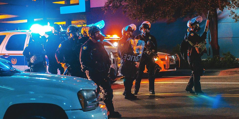 「公権力と差別:警察解体とBLM」【Global Newsについて語ろう!】第14回 5/8(土)10時@オンライン