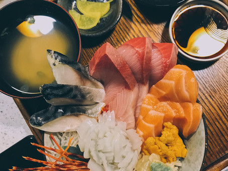 100 Surprising Facts About Sushi - #3. Sashimi is NOT Sushi