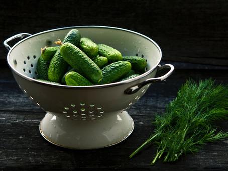 Food Friday: Cucumbers