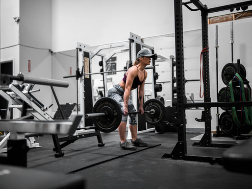 What are deadlifts?